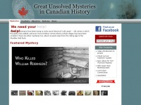 canadianmysteries.ca Thumbnail