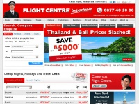 Flightcentre.co.za