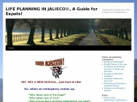 LIFE  PLANNING  IN  JALISCO©,    A Guide for Expats! | Preparing for emergencies, short & longer term incapacitations.