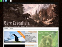 Bare Essentials - Seek Adventure. Save Wildlife.