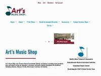 artsmusicshop.com