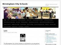 Birmingham City Schools | Gifted and Talented Enrichment Program