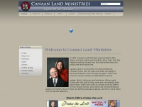 Canaan Land Ministries - Home