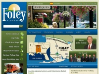 City of Foley - On the Alabama Gulf Coast - The Forward City