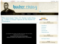 Booker Rising | This Site is About Booker Rising