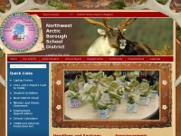 Nwarctic.org - Northwest Arctic Borough School District / NW Arctic Borough School District Homepage