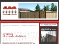 Home | AAA Fence, Inc.