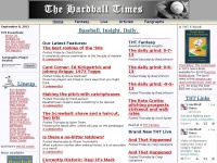 Hardballtimes.com - The Hardball Times