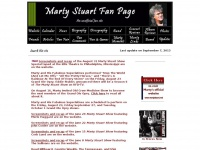 Marty Stuart Fan Page