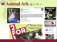animalarkshelter.org
