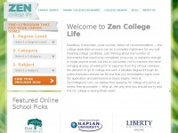 zencollegelife.com