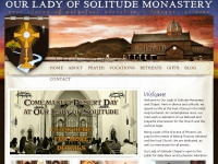 Desertnuns.com - Poor Clares of Perpetual Adoration of Our Lady of Solitude Monastery