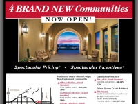Blandfordhomes.com - Resort-style Masterplanned Communities | Blandford Homes