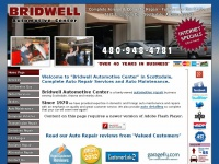 bridwellautocenter.com
