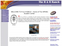 R & R Ranch Home Page
