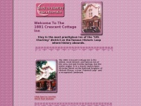 1881crescentcottageinn.com