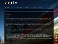 Aerioconnect.net - internet