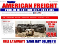 americanfreight.us