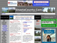 Shasta County, CA: A guide to Redding, Anderson and cities in Shasta County, California.