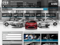 New Scion & Used Car Dealer - El Monte, Los Angeles & Pomona, CA | Penske Scion of West Covina