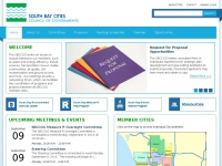 Home | South Bay Cities Council of Governments