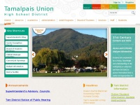 Tamalpais Union High School District / Overview
