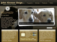 johnknowsdogs.com