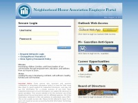 Nhais.org - Neighborhood House Association: Intranet