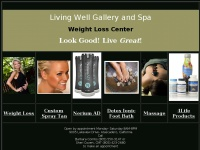 living-well-gallery-and-spa.com