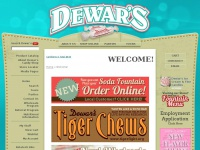 Dewarscandy.com - Candy Gift Ideas, Taffy Chews, Sugar Free Taffy | Dewar's Candy Shop