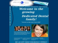 dedicated-dental.com