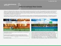 lakearrowheadrealestate.com