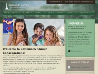 Community Church Congregational  | Corona Del Mar, CA