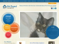 Petprojectfoundation.org