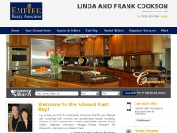 Linda & Frank Cookson, Partners | Empire Realty Associates