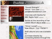 barbarabenson.com