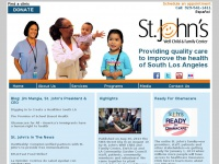 St. John's Well Child & Family Center - Free/Low-Cost Health Clinic
