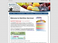 Manteca Unified School District - School Nutrition And Fitness
