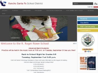 Rancho Santa Fe School District | R. Roger Rowe School