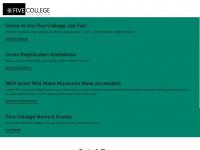 fivecolleges.edu Thumbnail