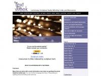 textweek.com