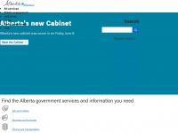 Government of Alberta Index