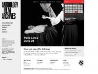 anthologyfilmarchives.org