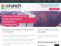 Online Accounting   Accountants   Crunch