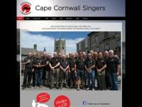 capecornwallsingers.co.uk Thumbnail