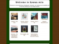 rowanarts.co.uk