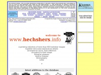hechshers.info