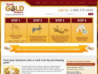 retailgoldbrokers.com