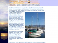 coastalsunsetmemorial.com