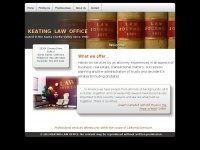 keating-law.net Thumbnail